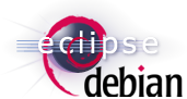 Eclipse and Debian